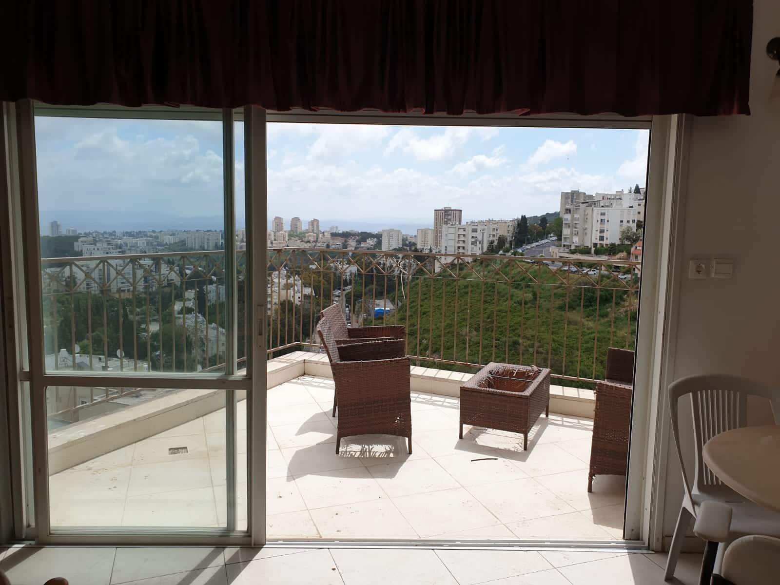דירה להשכרה בחיפה